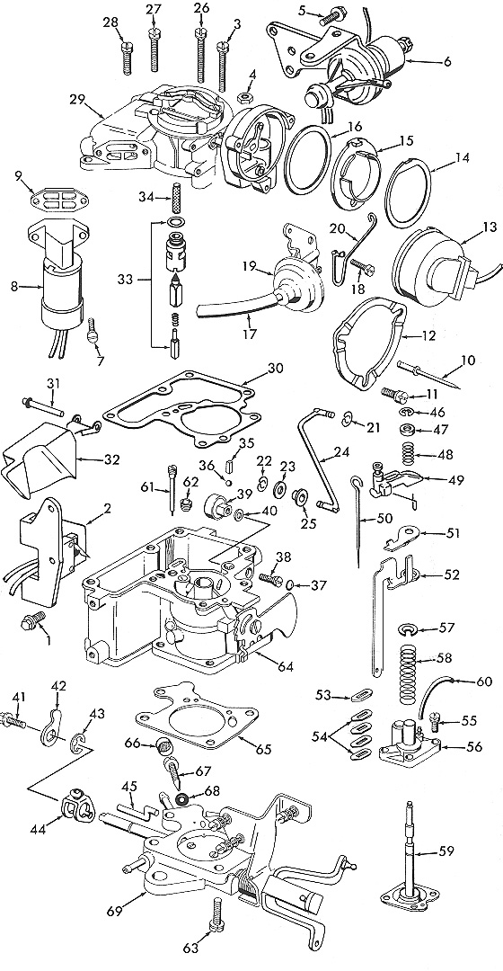Expvw on Honda Carburetor Book