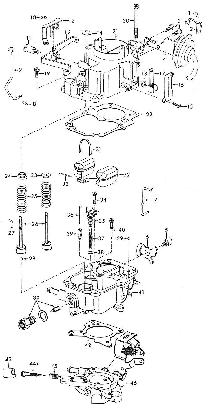 CARTER ELECTRIC FUEL PUMP WIRING DIAGRAM CARTER CIRCUIT