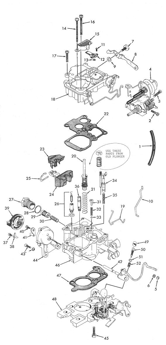 Rochester Carburetor Pictures