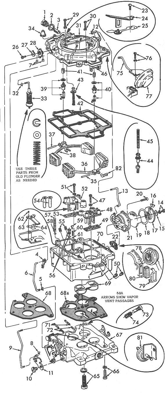 1969 Pontiac Gto Vacuum Line Diagram further 5 Cylinder Racing Engine Design as well Holley Carburetor Vacuum Diagram together with 50292 Nissan 1400 Carburettor Diagram further Quadrajet Electric Choke Wiring Diagram. on rochester carburetor vacuum diagram