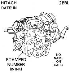 hitachi carburetor diagram with Illus5 on Esquema De Instalacao Weber 460 Fiat together with Partslist likewise Partslist furthermore Harley Su Carb Diagram besides Wiring Diagram Onan 4000 Generator Parts.
